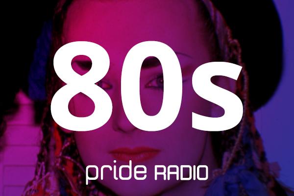 pride radio 80s