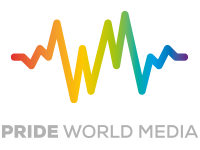 Pride World Media Logo