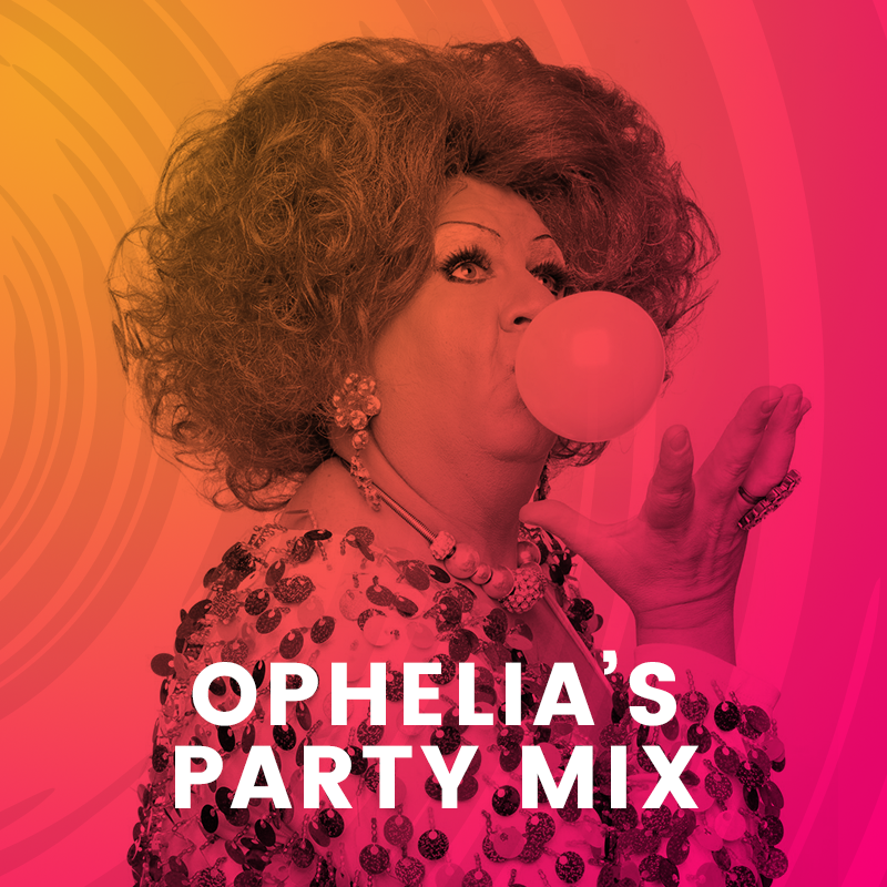 Ophelia's Party Mix
