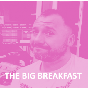 Mel & Peter's Big Breakfast